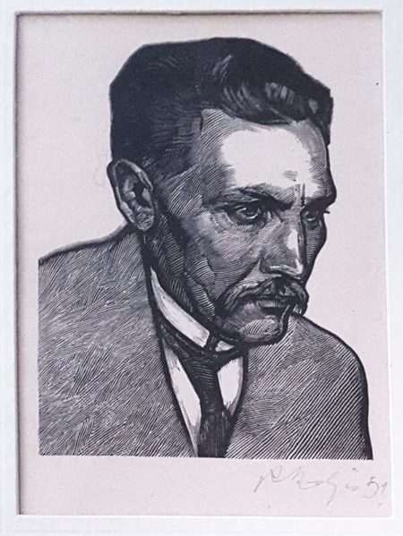 "Richard Kaljo ""Juhan Liiv"" 1951"