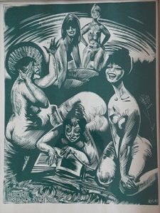 "Richard Kaljo ""Haruldane lugu"" 1968"