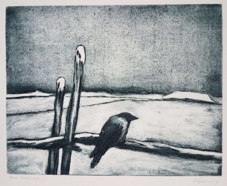 """Märt Laarman """"Vares"""" 1959"""