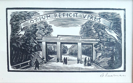 """Märt Laarman """"Otium Reficit Vires"""""""