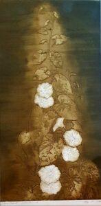 """Gita Teearu """"Kassitapud"""" söövitus 1976"""