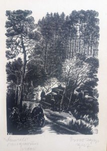 "Esko Lepp ""Luurele"" 1947"